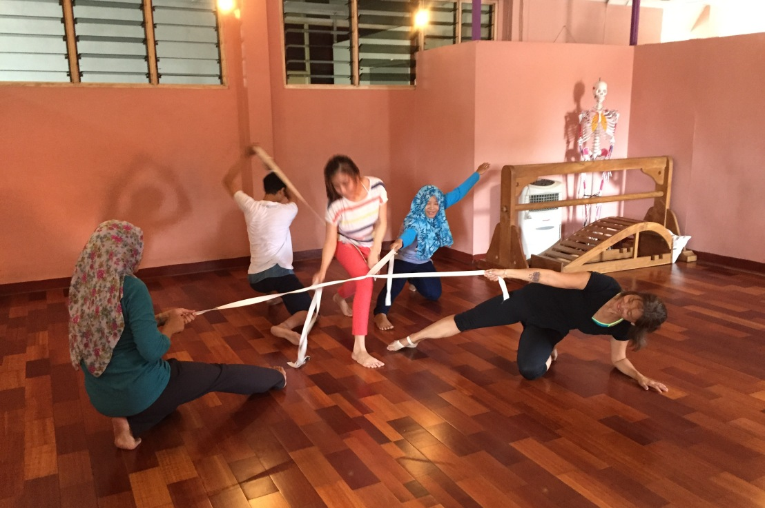 Dancing in Community